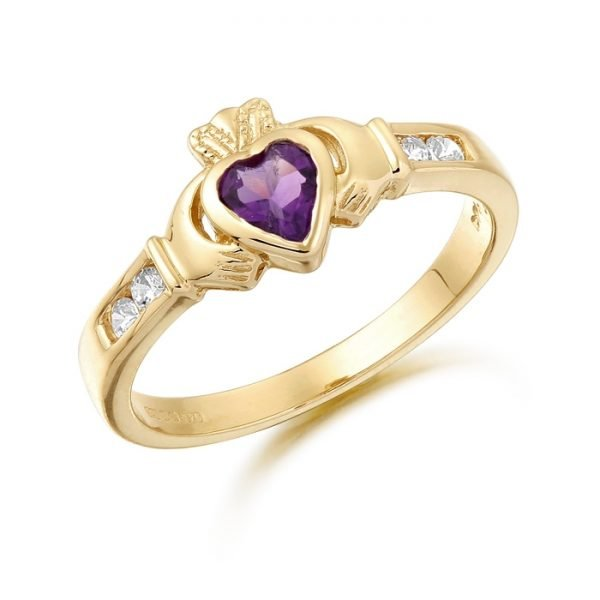 Claddagh Ring-CL100ACL