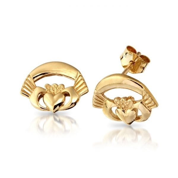 Claddagh Earrings-CLECL