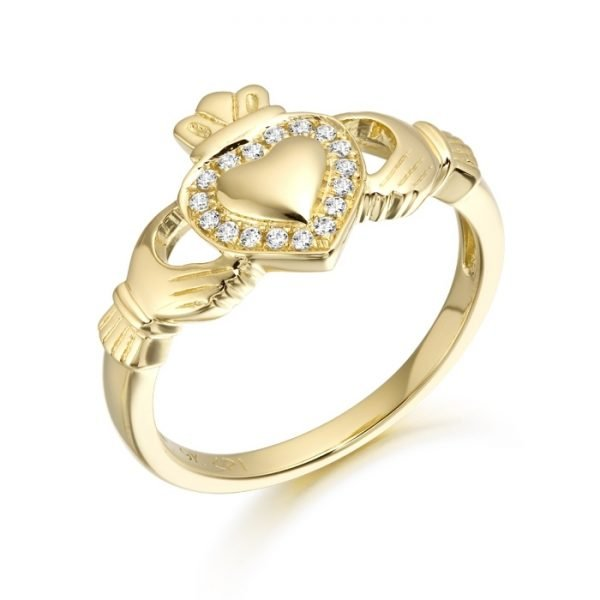 Claddagh Ring-CL32CL
