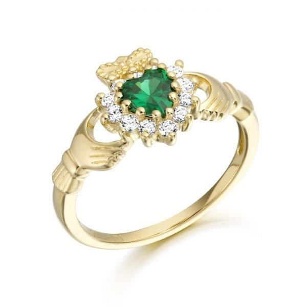 Claddagh Ring-CL36CL