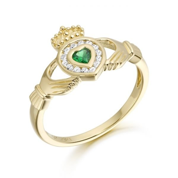 Claddagh Ring-CL38CL