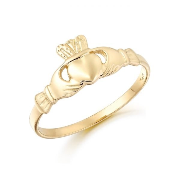 Kids Claddagh Ring-CL1CL