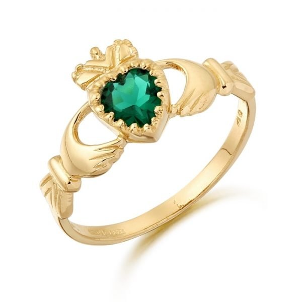 Claddagh Ring-D35GCL