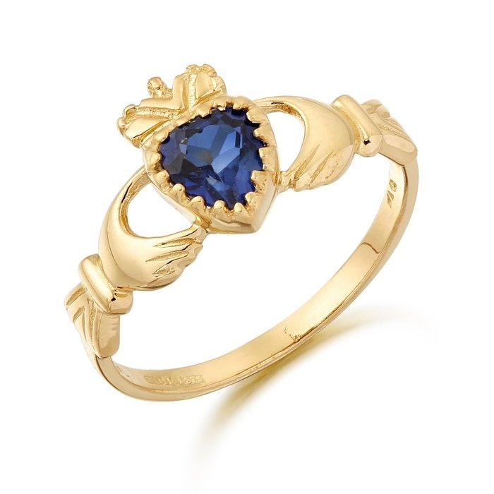 Claddagh Ring-D35SCL