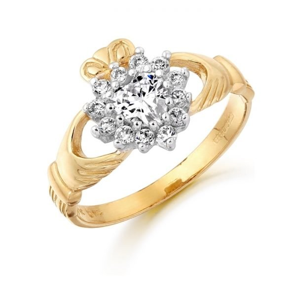 Claddagh Ring-D36CL