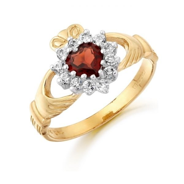 Claddagh Ring-D36GARCL