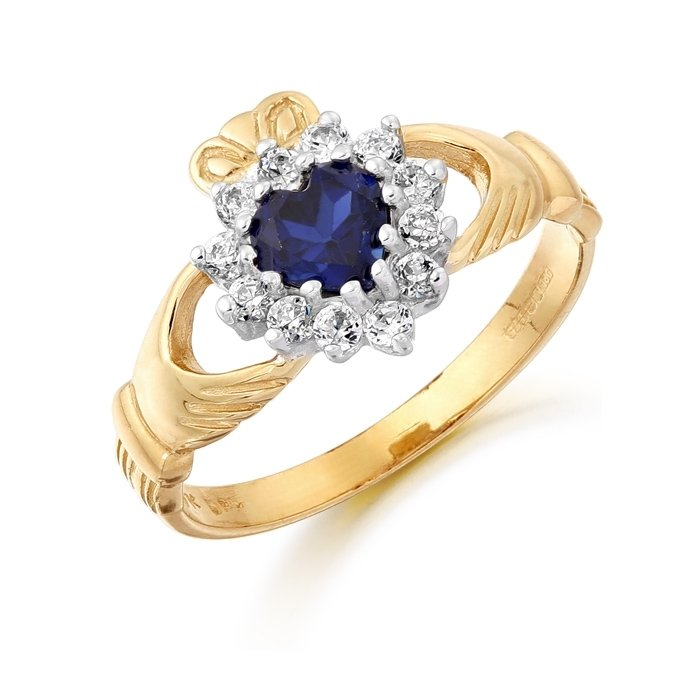 Claddagh Ring-D36SCL