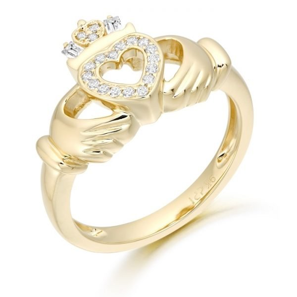 Claddagh Ring-CL47CL