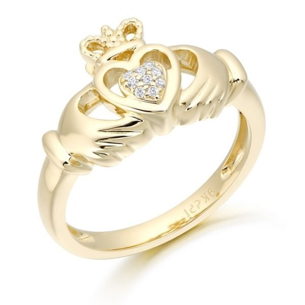 Claddagh Ring-CL49CL
