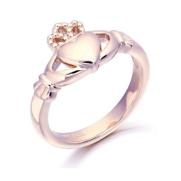 Claddagh Ring-CL2RCL