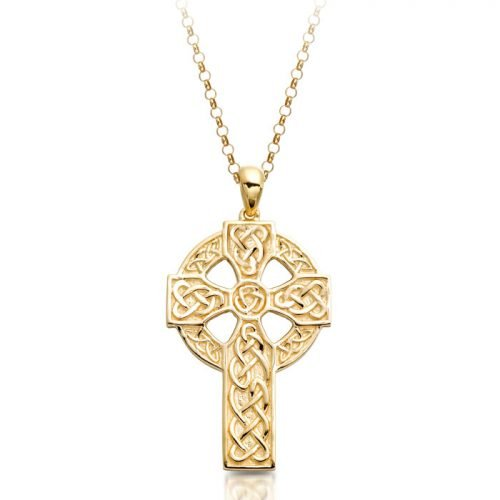 Celtic Cross Pendant.